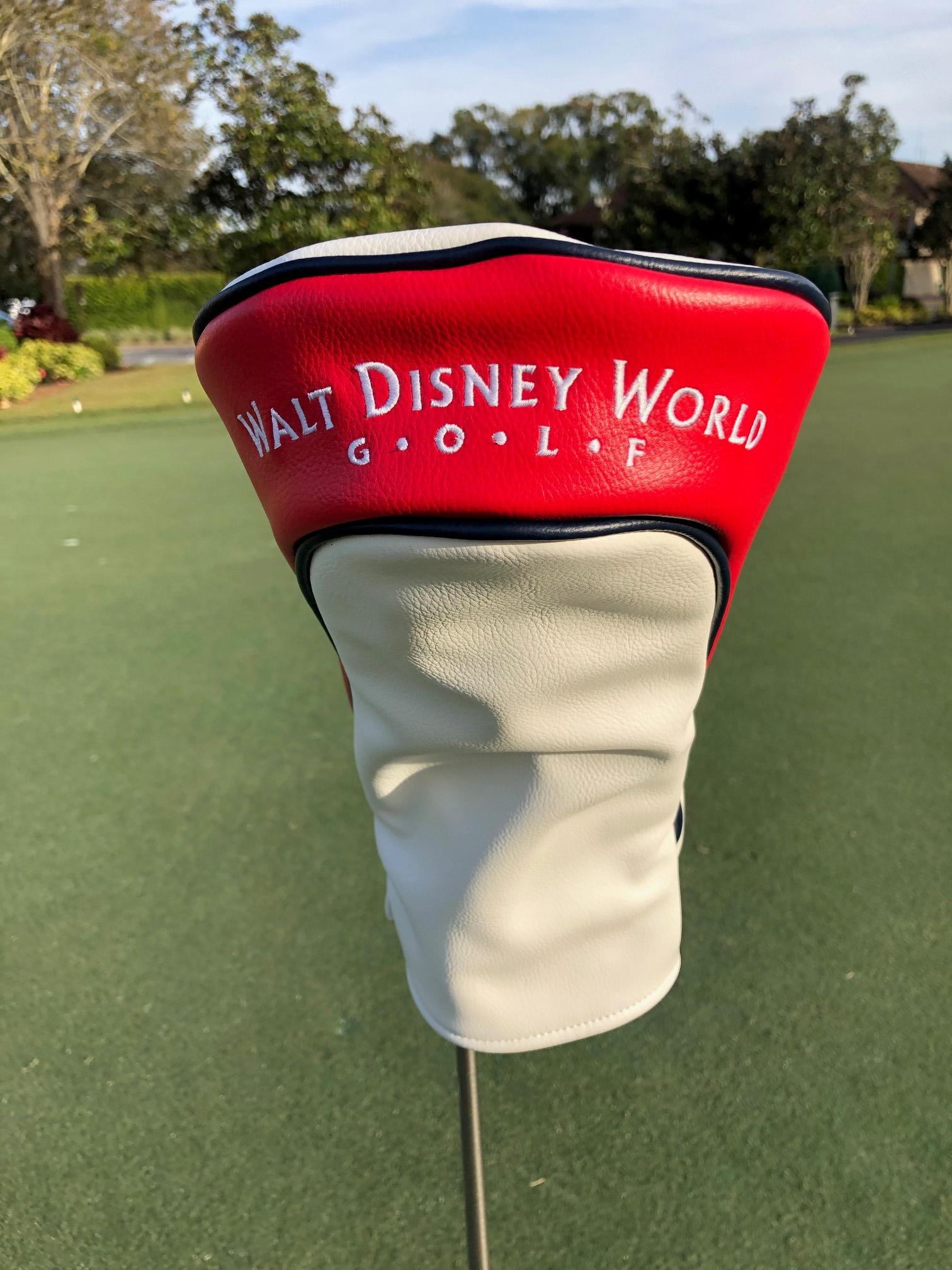 Disney Golf Head Covers