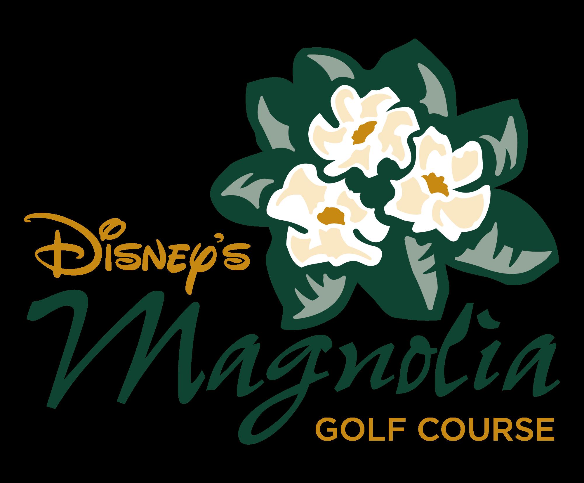 disney golf magnolia logo