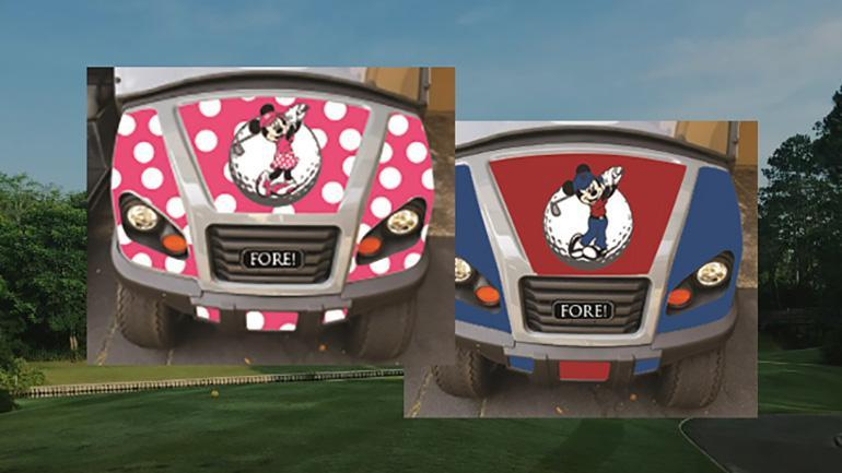 Walt Disney World® Golf Announces Two Key Enhancements To Our Guest on beverage golf cart accessories, beverage golf cart trailer, beverage golf cart babes, beverage golf cart clip art,
