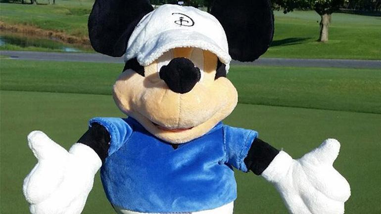 premium selection 12c77 72d55 Walt Disney World® Golf Announces The Availability Of Official Mickey Mouse  Head Covers