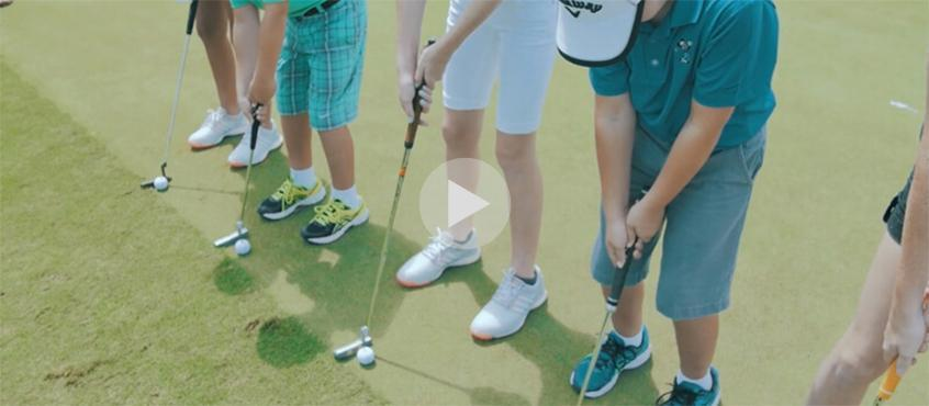 Spring  2018 Disney's Junior Golf Club