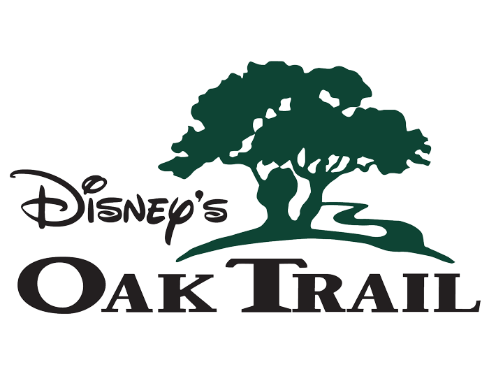 disney golf oak trail logo