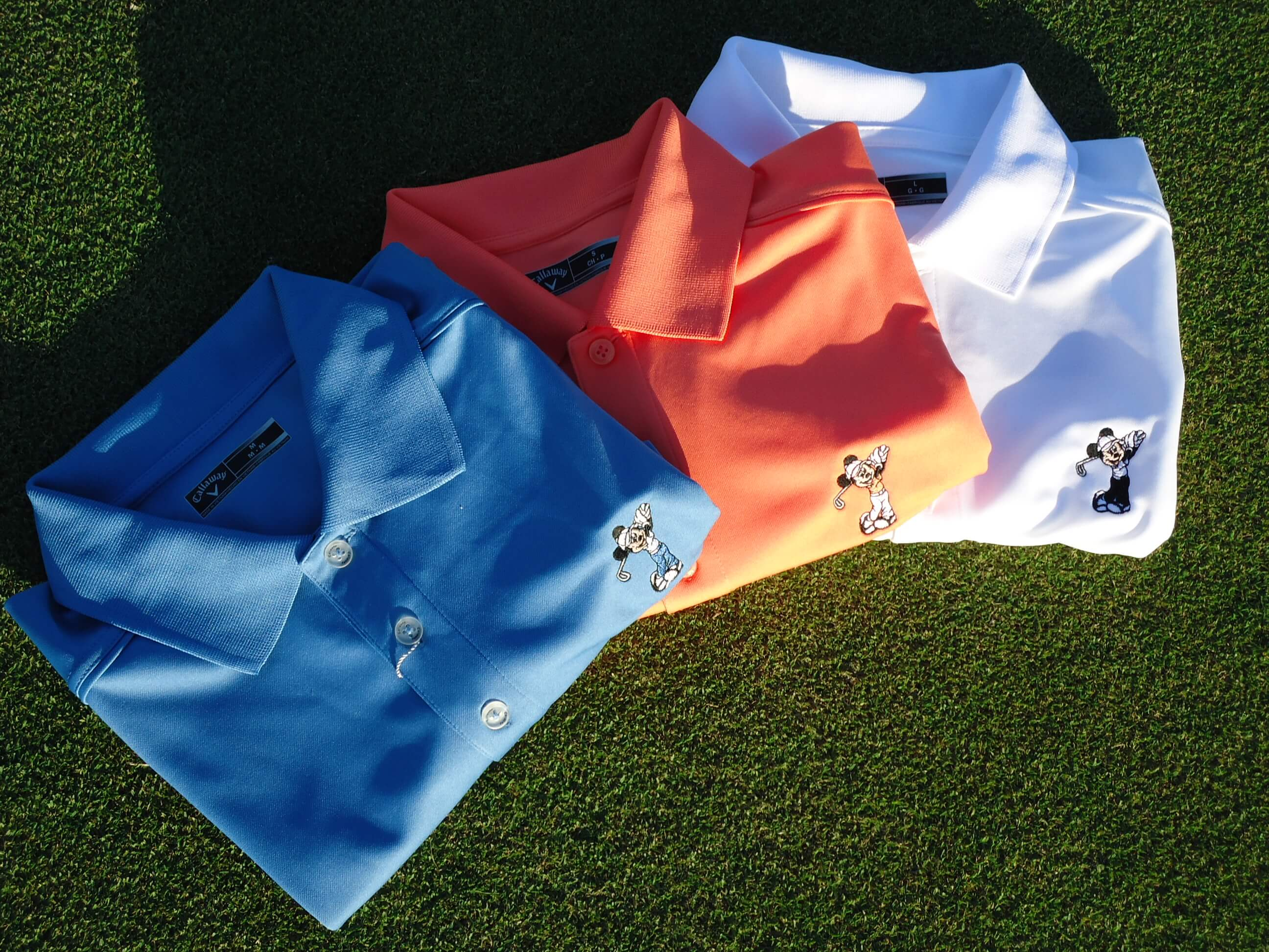 Disney-Golf-Shirts