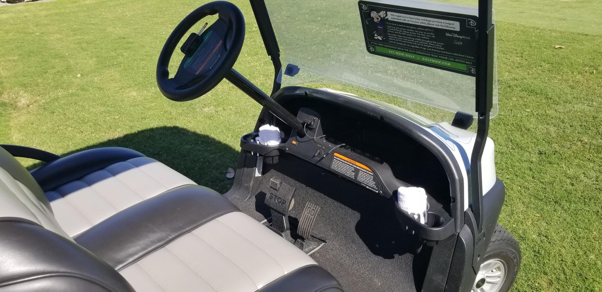 Premium Golf Carts